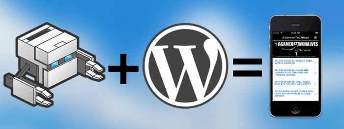 How to use WordPress to build a Web App?