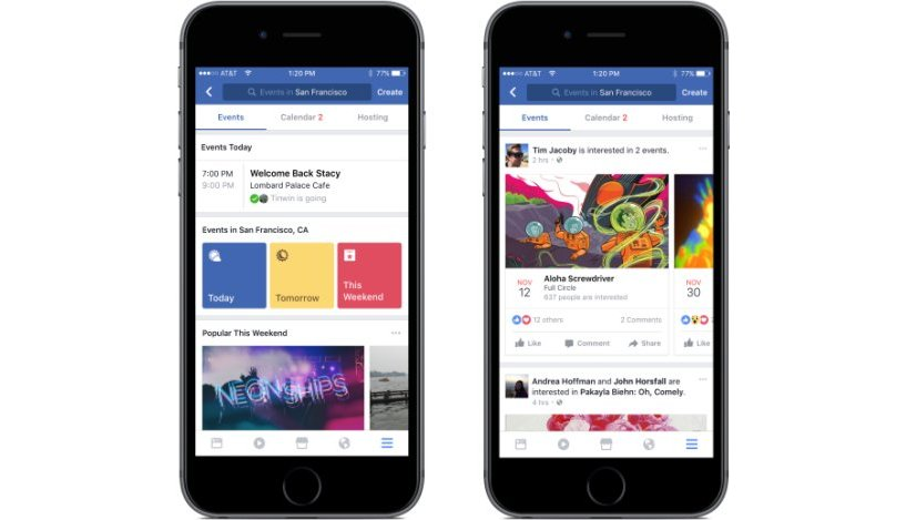 Spot Local Events On Facebook