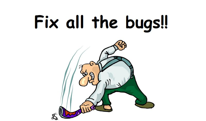 fix-all-the-bugs
