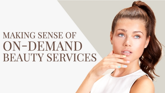 on demand beauty services