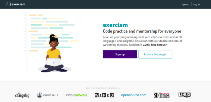 Exercism.io