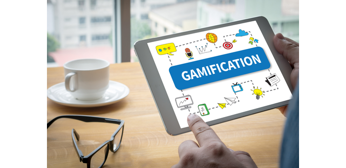 How Gamification improves a website design